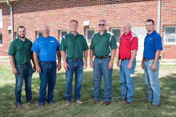 Cedar Bluffs and Fremont Teams